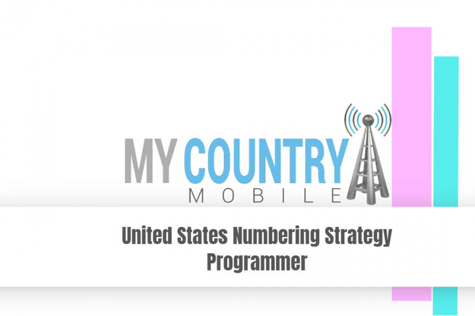 United States Numbering Strategy Programmer - My Country Mobile